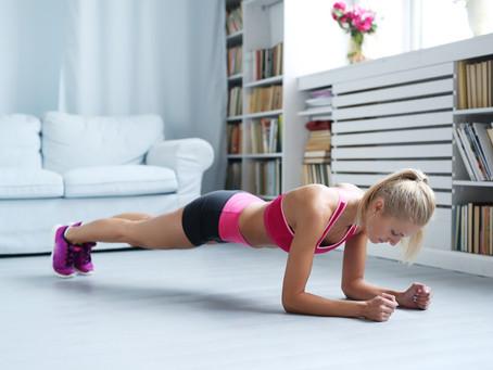 7 exercícios que não podem faltar em seu treino em casa