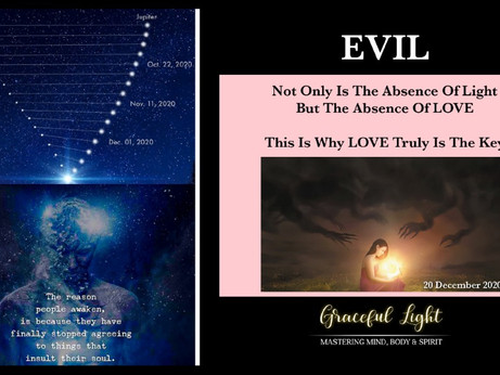 What Is Evil ?