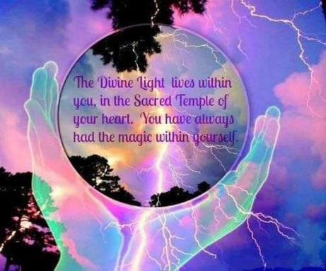 We Are Divine Light