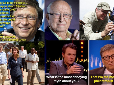 Do You Really Know Bill Gates? Would You Trust Him With Your Life?