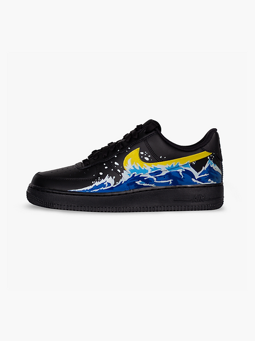 'Waves' Air Force 1