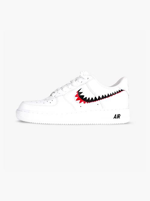 'Shark Teeth' Air Force 1