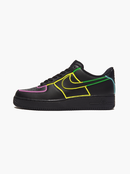 Neon Air Force 1 (glow in the dark)