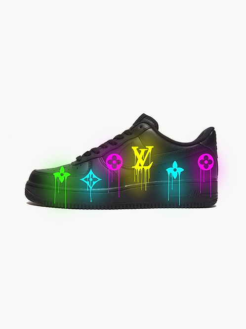 LV Air Force 1 (glow in the dark)