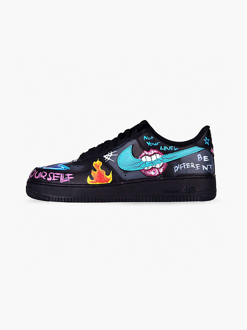 Trippy Thoughts Air Force 1