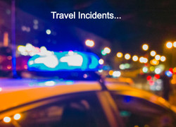 Travel Incidents