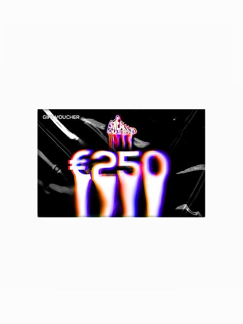 €250 Gift Card