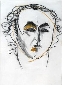 Портрет скрипача