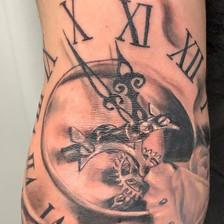 Clock in the Ditch