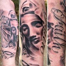 Mother Mary - Faith