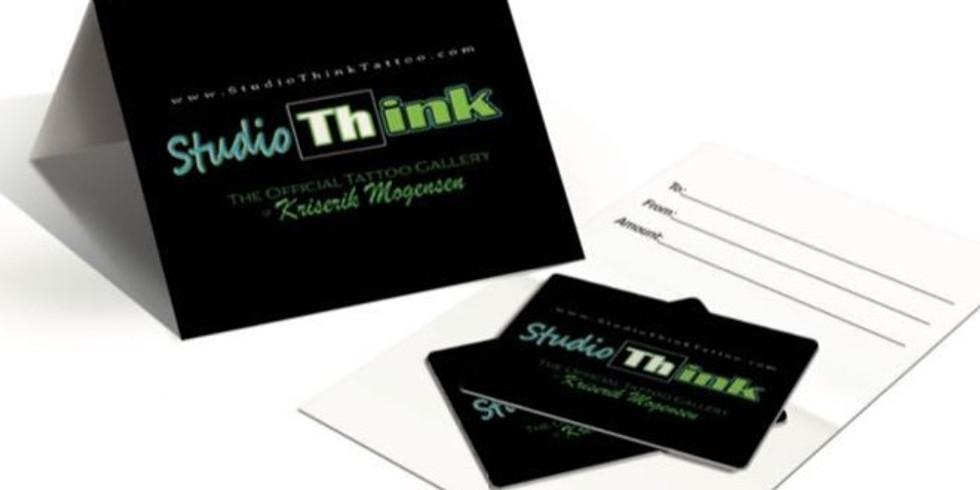Studio Think Gift Card