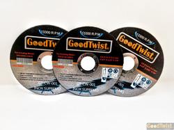 GoodTwist® - Disco de Corte