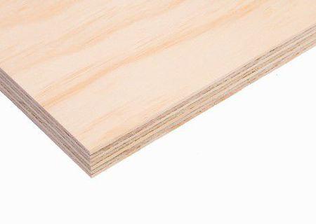 Plywood sheet WBP Sheathing