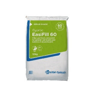 Gyproc Easifill plasterboard filler