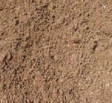 Sharp sand fine sharp