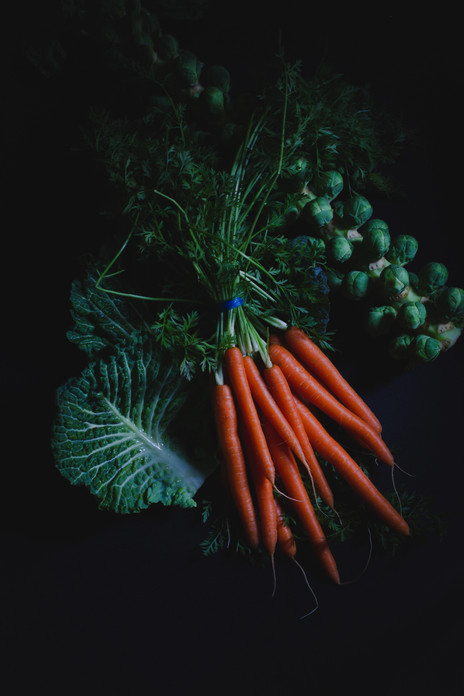 Fresh local Vegetables