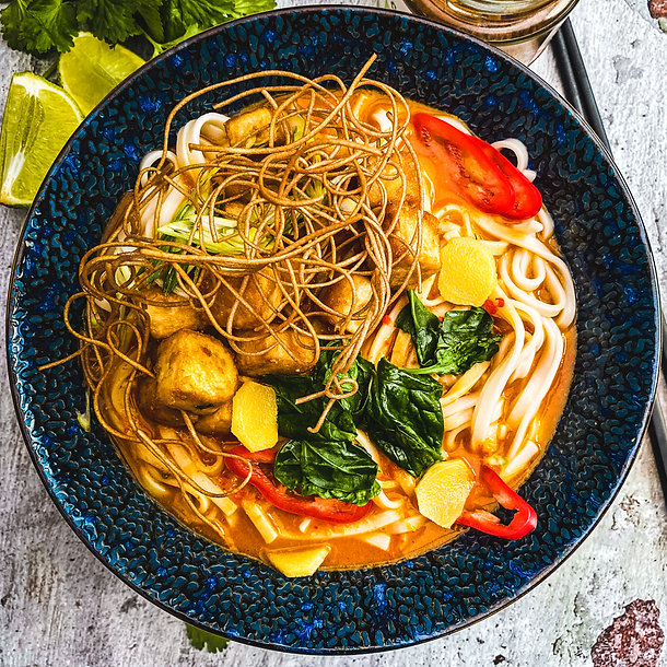 Chang Mai Curried Noodles