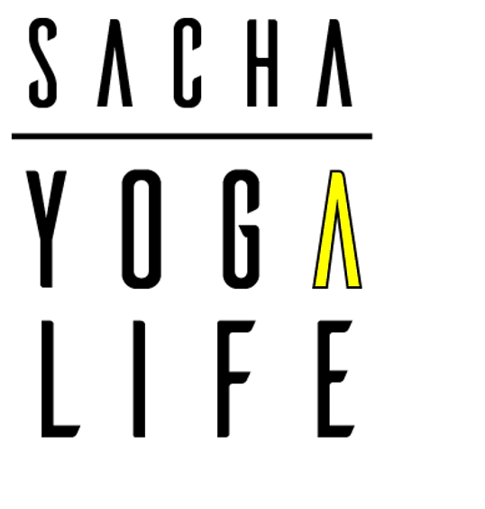 Sacha Yoga Life Logo