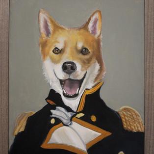 Victorian Dog #5
