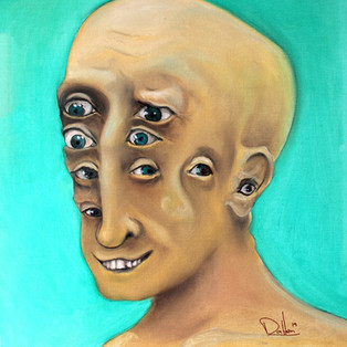 Surreal Face 2