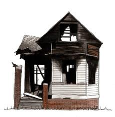 Detroit House #16