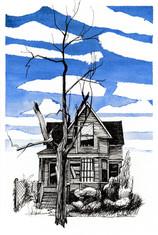 Detroit House #4