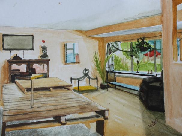 8 Mile Livingroom