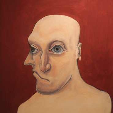 Surreal Face 4