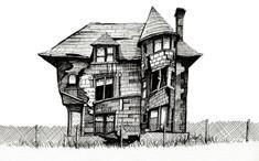 Detroit House #1