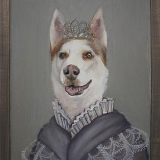 Victorian Dog #1