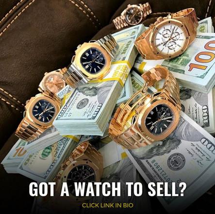 شراء ساعات ثمينة