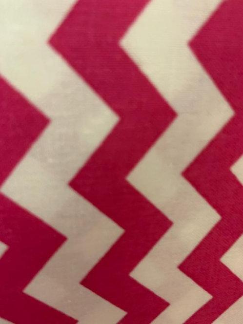 Chevron - Hot Pink