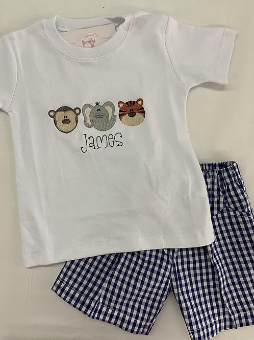 Zoo Animals Shirt
