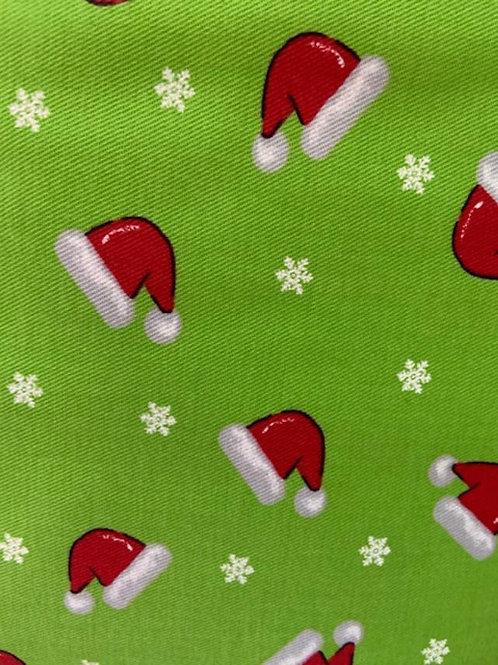 Green Santa Hats