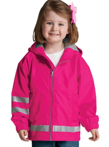Children's Charles River Rain Jacket
