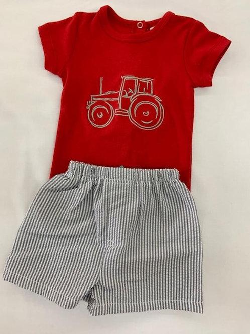 Tractor Onesie