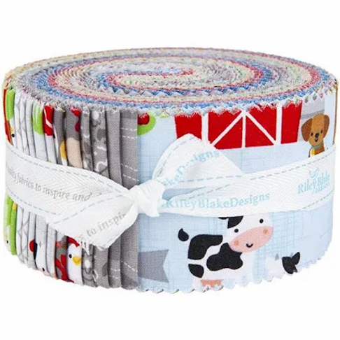 Down on the Farm Jelly Roll