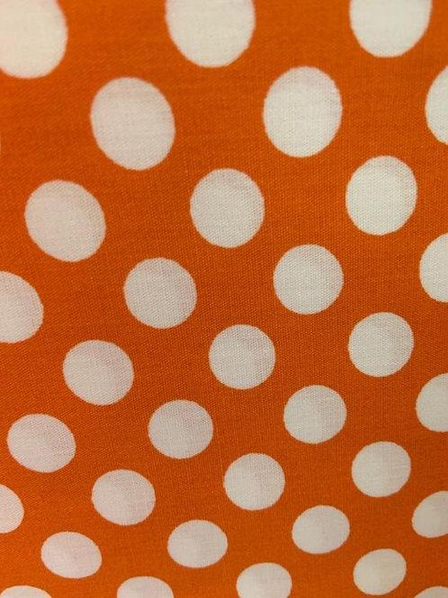 Medium Dots Orange