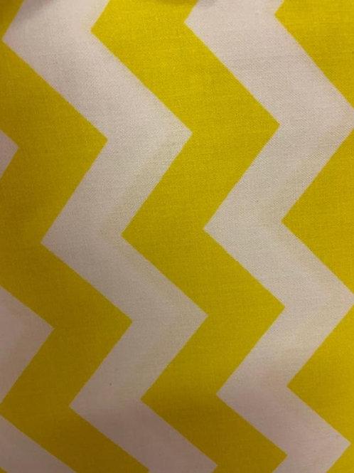 Chevron Large - Yellow