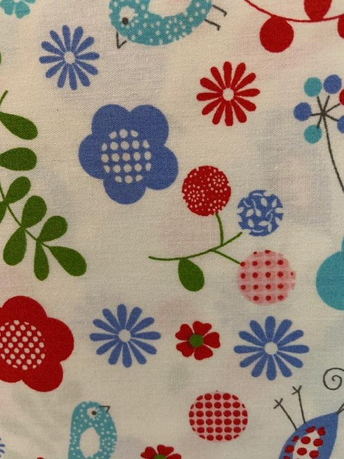 Bright Dot Floral
