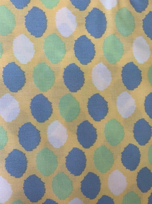Dots on Yellow