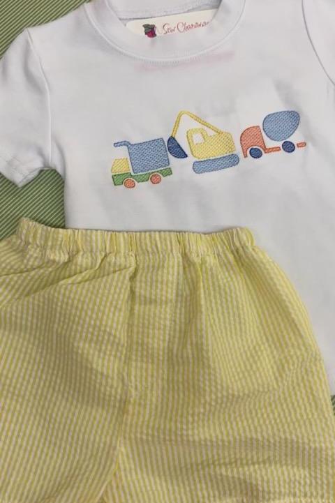 Construction Shirt or Onesie