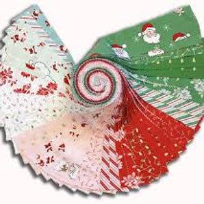 Santa Clause Lane Jelly Roll
