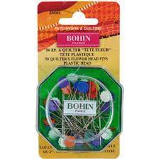 Bohin Flower Head Pins