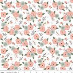 Farmhouse Floral White
