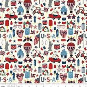 Celebrate America Cream