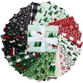 Christmas Traditions Fat Quarter Bundle
