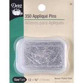 Dritz Applique Pins 350