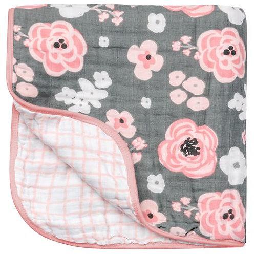 Muslin Stroller Blanket - Pick A Print