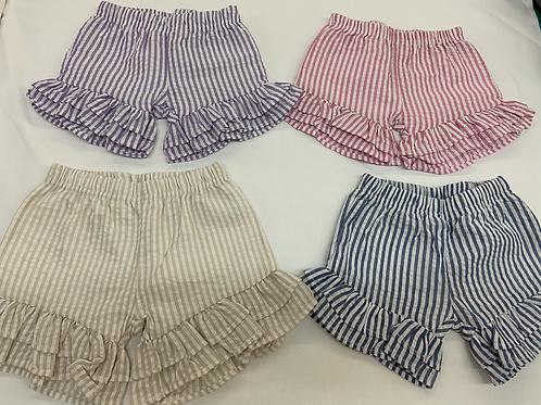 Girl Ruffle Shorts